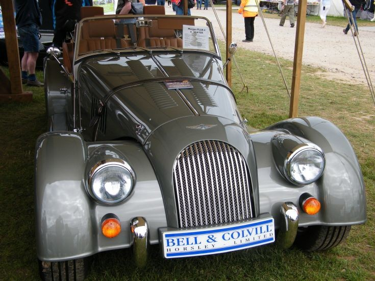 Morgan Plus 4 , 4 Seater