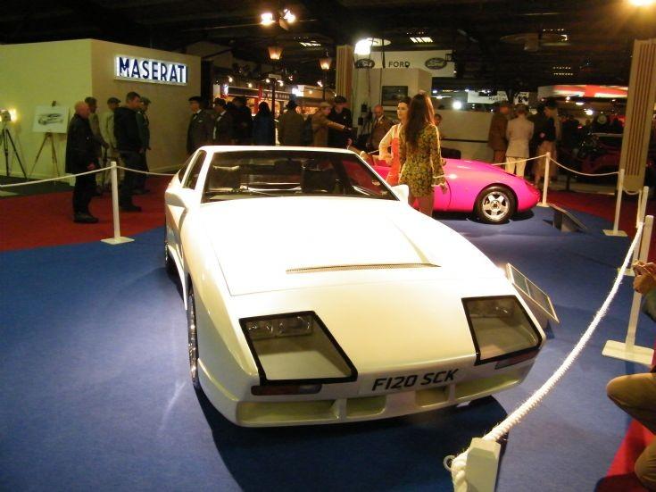 1988 TVR Tasmin Holden 5 Litre