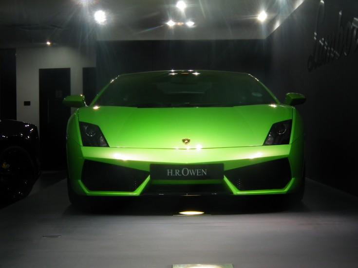 Owen Lamborghini