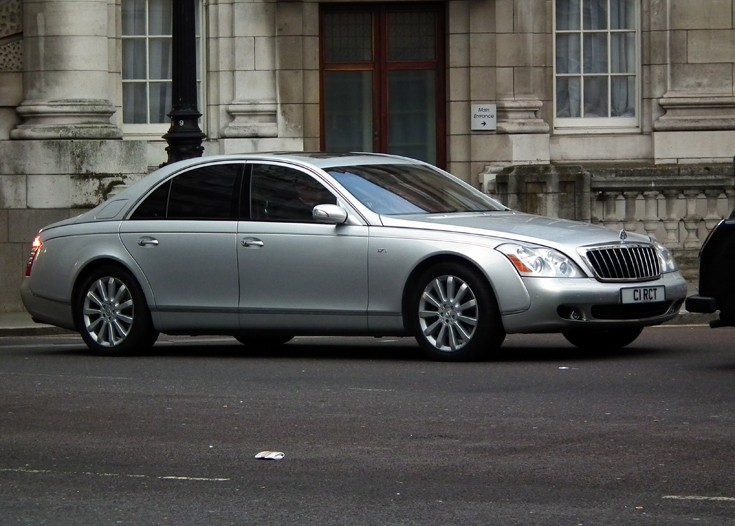 6 litre Maybach