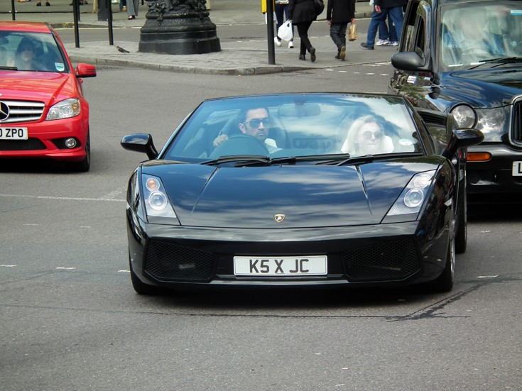 Pic of Lamborghini Gallardo