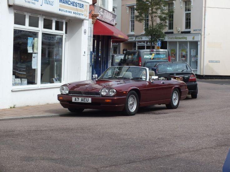 A7 AEU Jaguar XJS