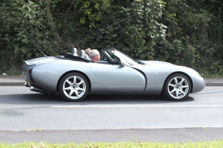 Is it a TVR?