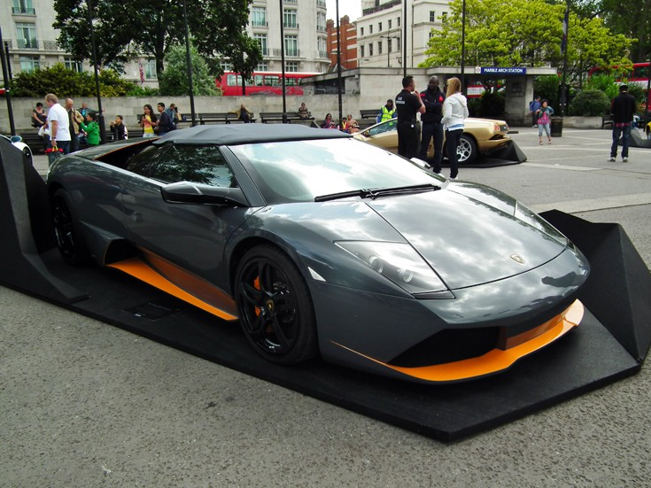 Murcielago in London