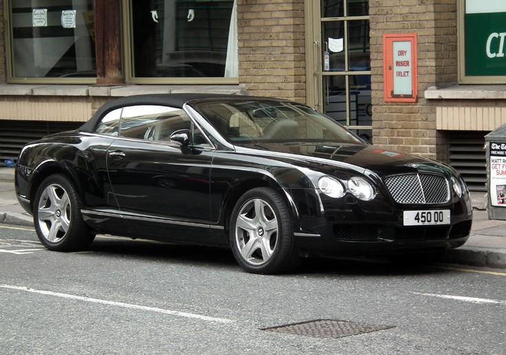2007 Bentley Convertible