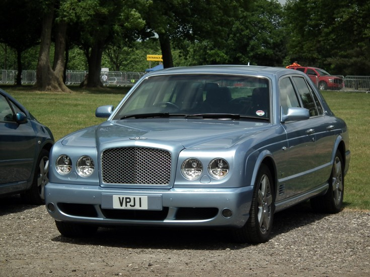 2005 Bentley Arnage VPJ1