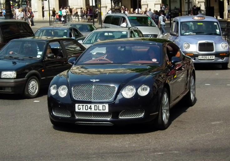 2004 Bentley Continental GT 6.0L
