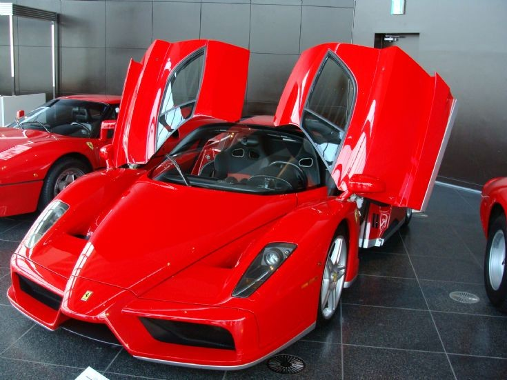 Ferrari Tokyo Concours d'Elegance 2009