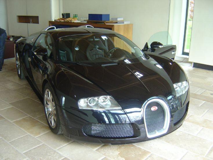 Bugatti - Molsheim France
