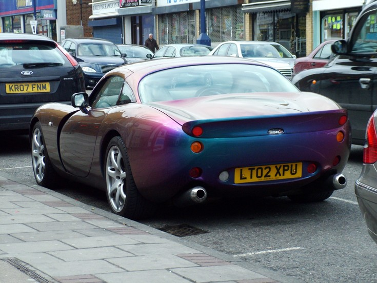 TVR Tuscan in Kent
