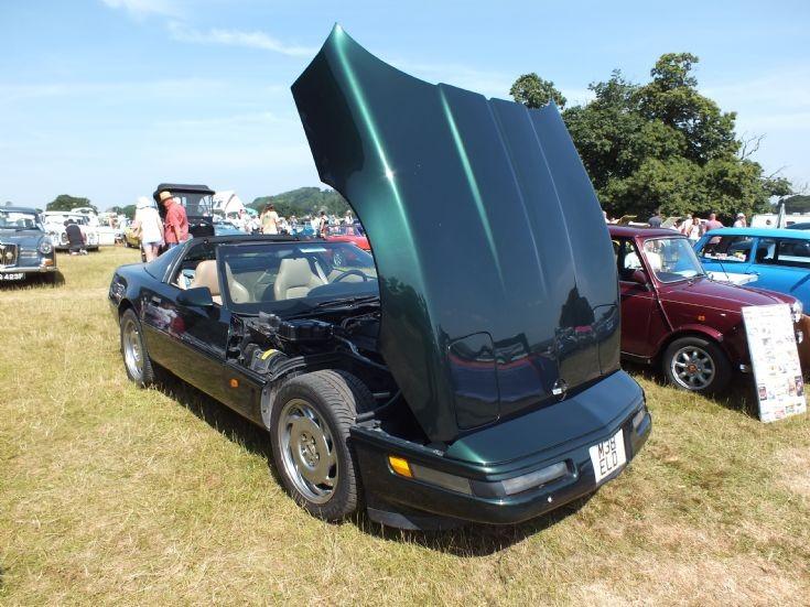 M38 ELD Chevrolet Corvette