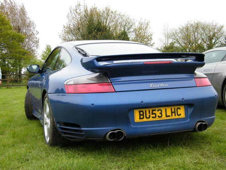 Porsche. Goodwood Breakfast Club 2015