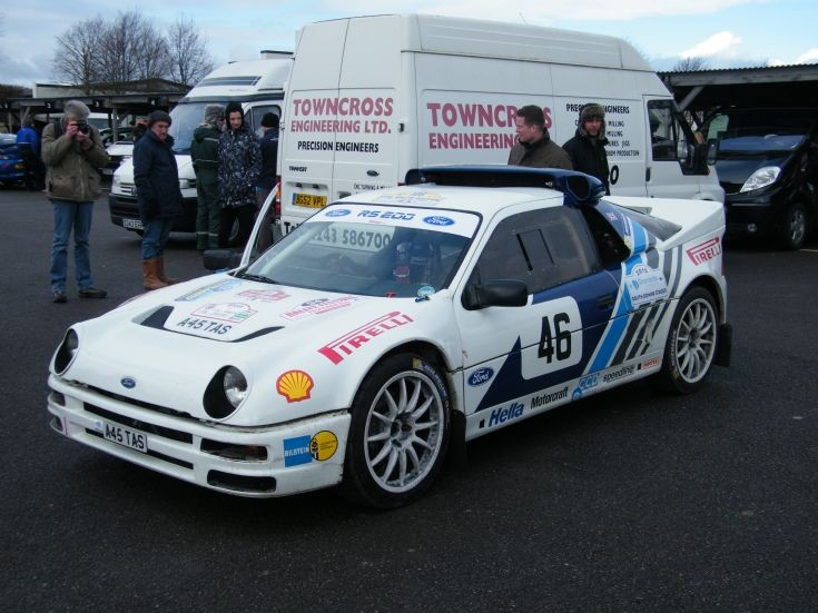 Ford RS 200 (A45 TAS)