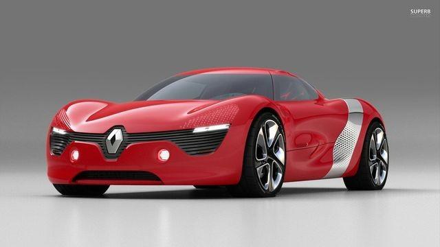 Renault DeZir in real life