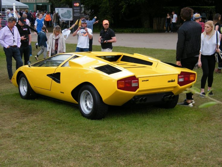 Lamboghini Countach Periscopo