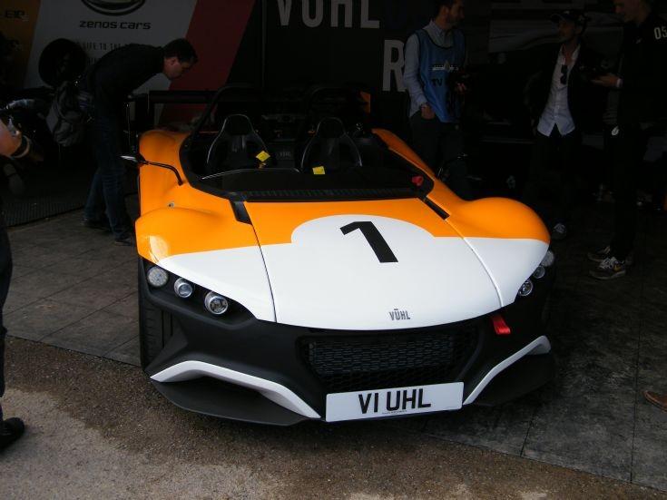This road car is a Vuhl