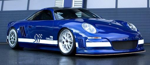 Porsche 9FF GT9 VMAX in Germany