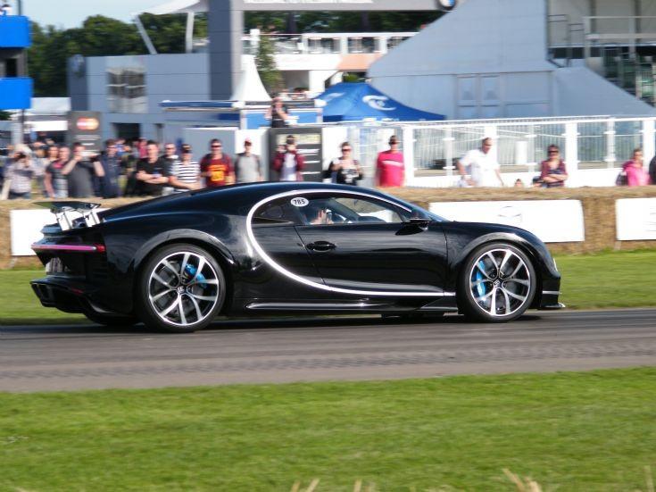 Bugatti Shiron