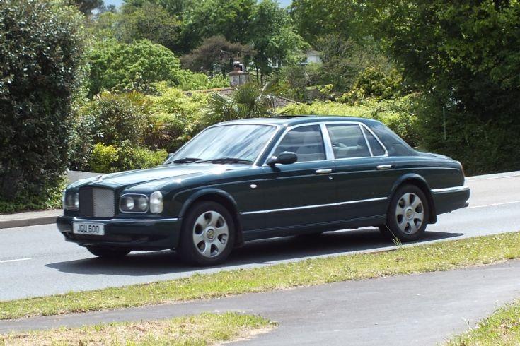 1999 Bentley
