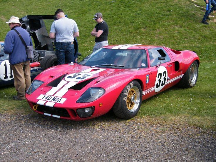 GT40 replica