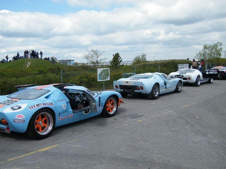 Road GT40 Replica's