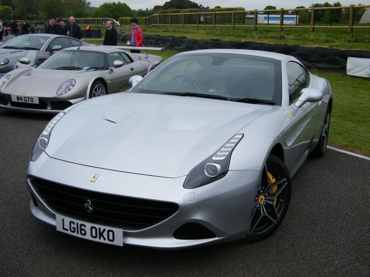Ferrari (Noble in background)