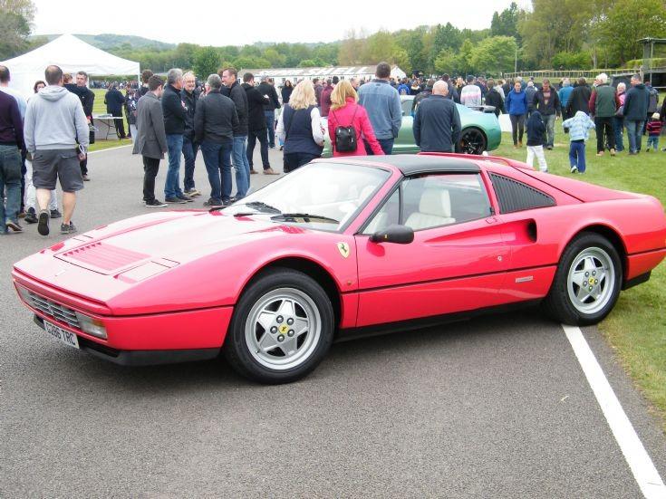 Ferrari (GTB or GTS?)