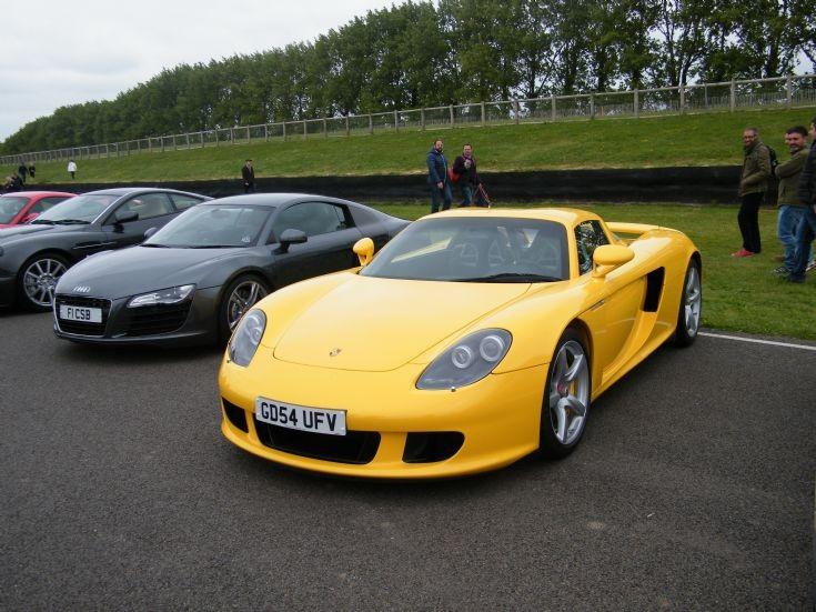Porsche and Audi
