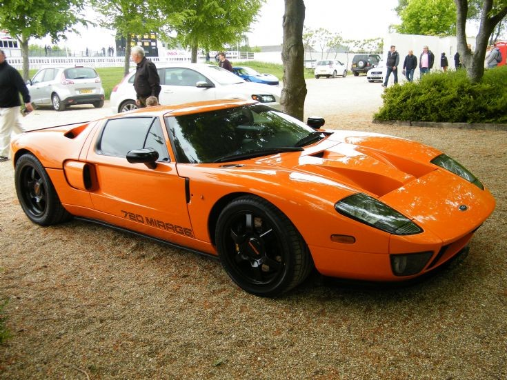 Ford GT, 720 Mirage
