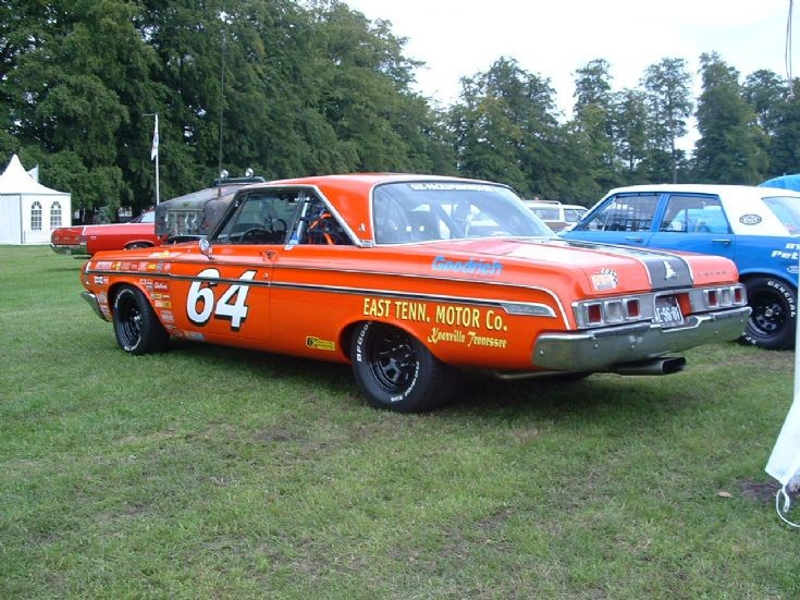 Dodge Polara 2dr. / 1964 / Nascar replica