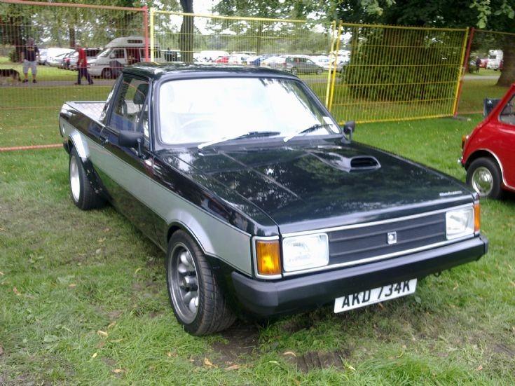 Talbot pickup