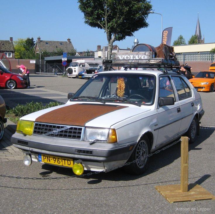 1986 Volvo 340
