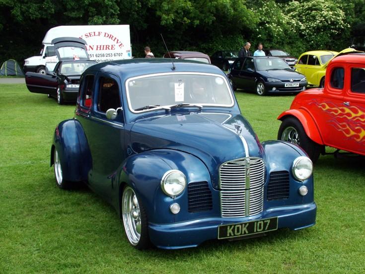 1950 Austin A40 Hot Rod