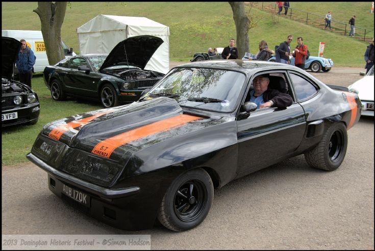 Vauxhall Firenza 'Droop Snoot'