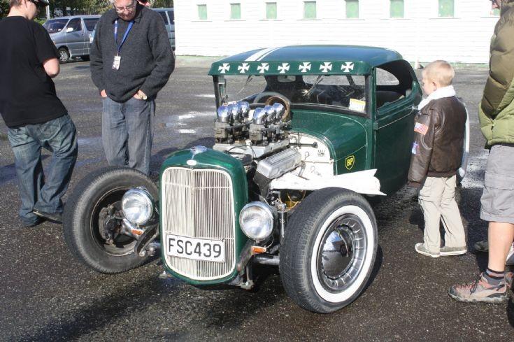 Ford Model A - Deuce?