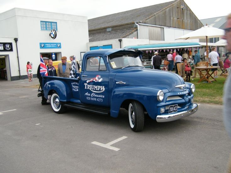 Goodwood Revival meeting 2015. West Sussex