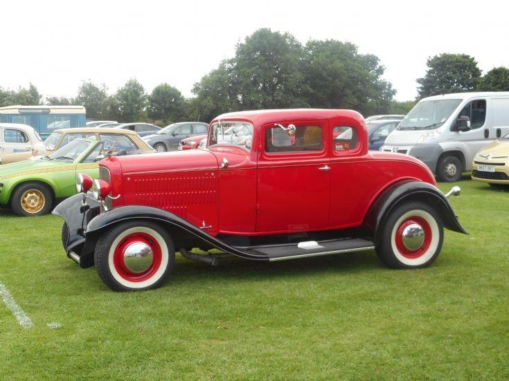 Model B Ford