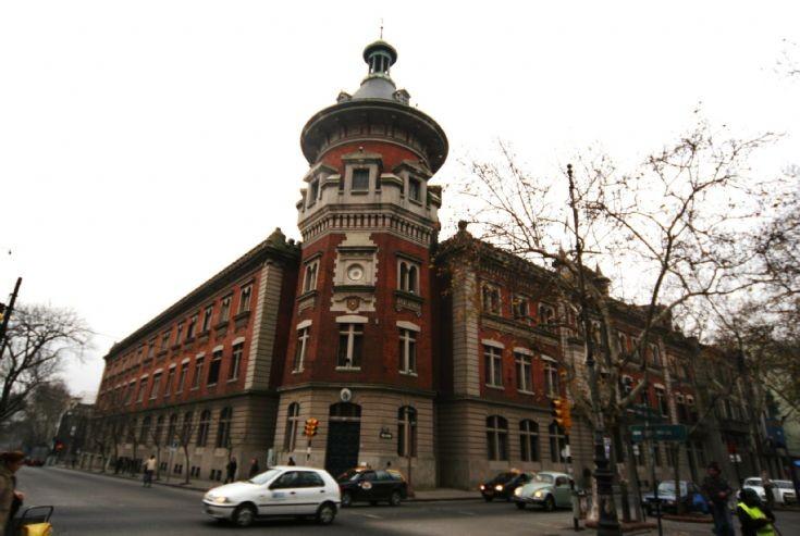 Cuartel Centenario de Bomberos