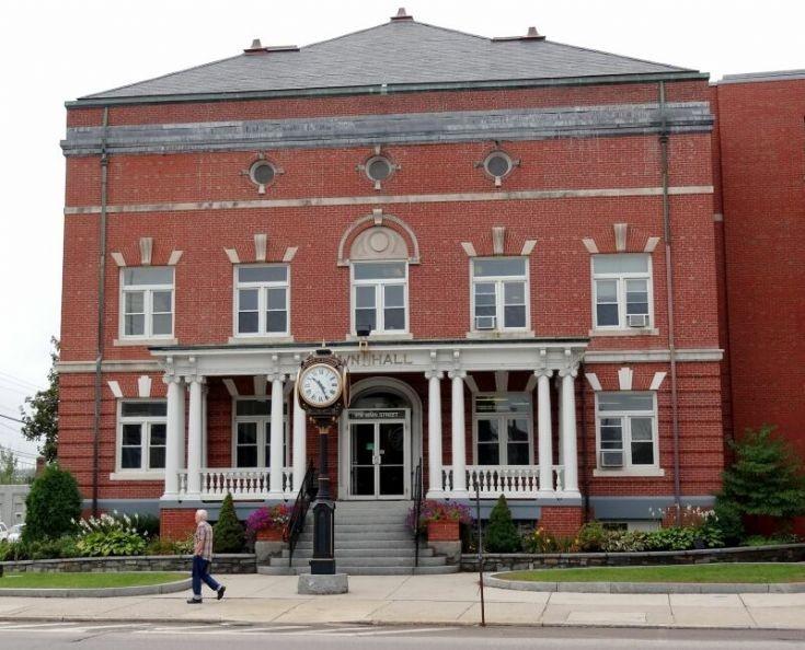 Sanford Town Hall