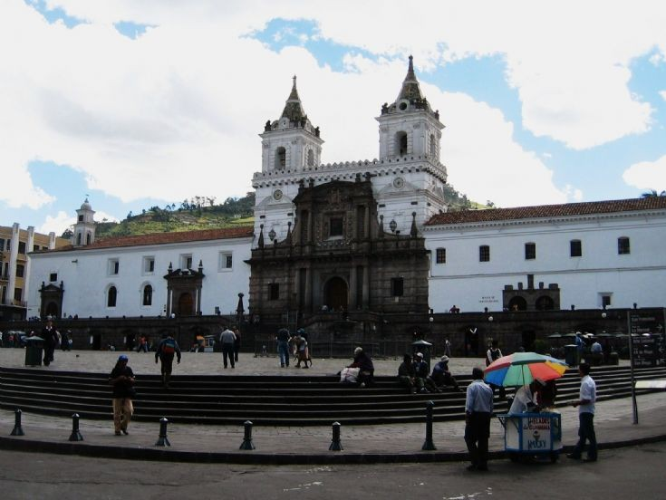 Church and convent of San Francisco