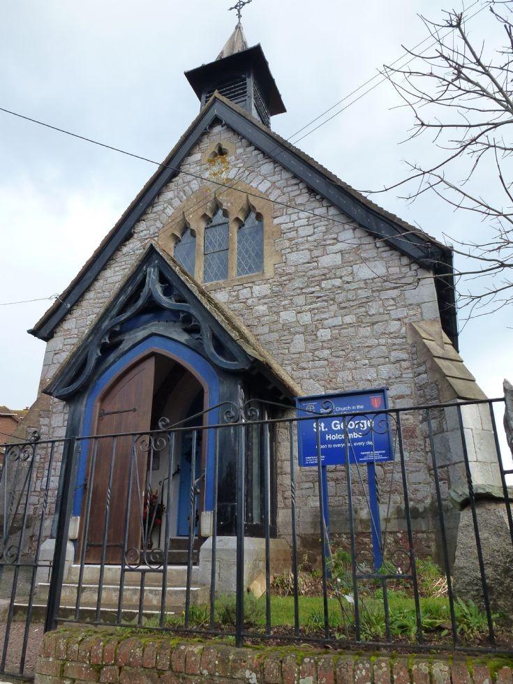 St George's Church Holcombe