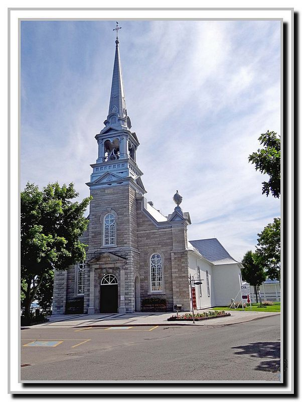 St-Antoine-de-Tilly Church
