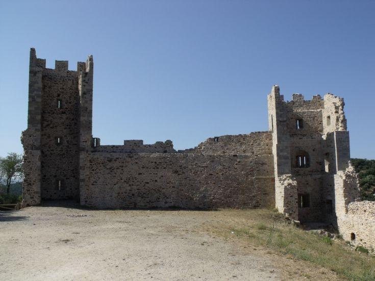 Castle of Hyères