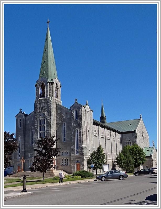 St-Thomas of Montmagny Church