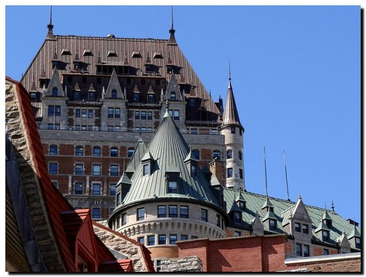 Le Chateau Frontenac - 1 of 2