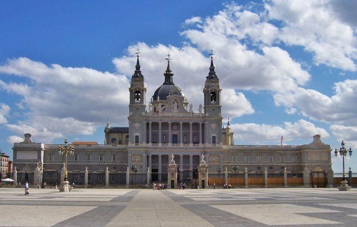 La Almudena cathedral