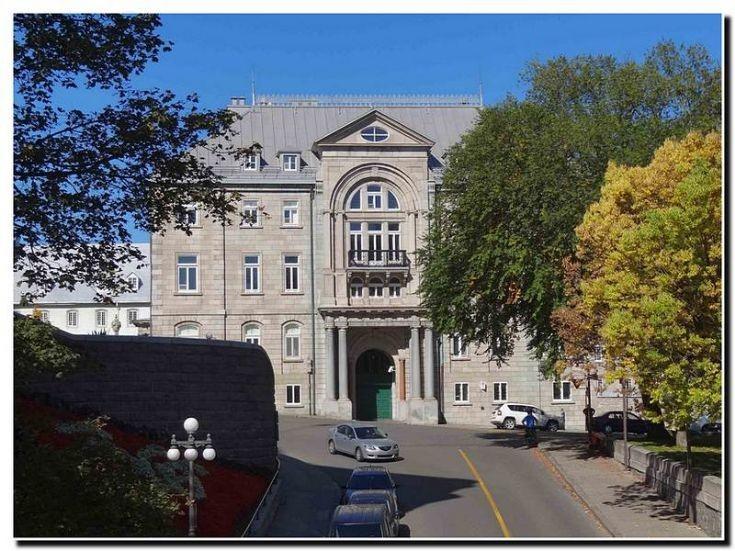 Archevêché - Archbishopric, Québec