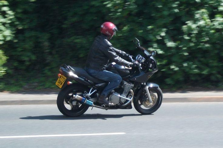 Hot Suzuki in Dawlish