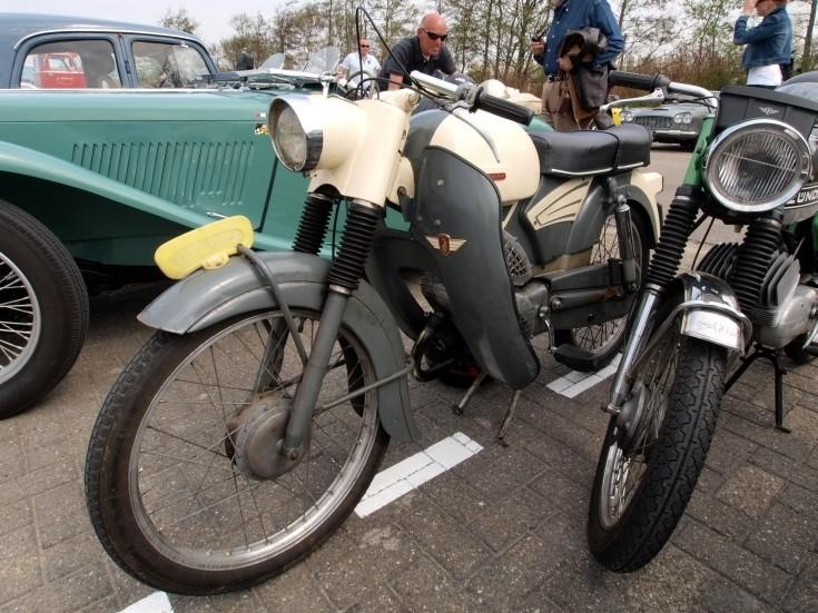 Zündapp moped - what type?