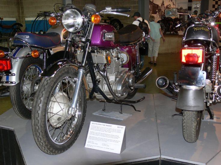 1972 Triumph T150 Trident